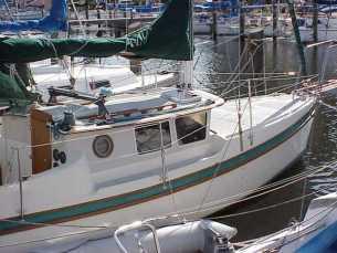 Sailboats Florida Brokerage Sailboats Nor Sea 27 Pilothouse